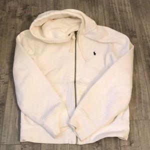 Polo Zip Up hoodie